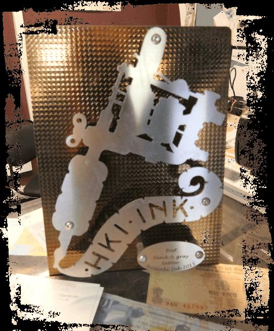 artwork tattoo studio HKI INK Best Black & Grey 1